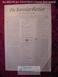 SATURDAY-REVIEW-August-31-1929-H-M-Kallen-Allan-Nevins-John-Jacob-Astor