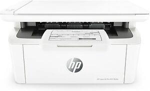 HP-LaserJet-Pro-MFP-M28a-Laser-Multifunktionsgeraet-s-w-W2G54A-Scanner-Drucker
