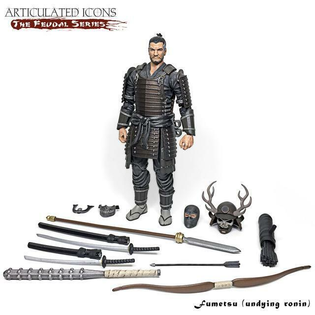 Articulated Icons  The Feudal Series - Fumetsu (undying ronin)  Ninja  Sconto del 70% a buon mercato