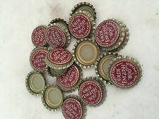 "Lot of 20 Old English Brand ""800"" Twist or Opener Unpressed Bottle Caps"