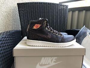 Nike Air Jordan Pinnacle Brown 24k Gold