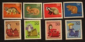 Stamp-Berlin-Yvert-and-Tellier-N-291-IN-294-amp-297-IN-300-N-MNH-Cyn31-Stamp