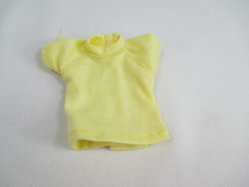 65 Blythe Dal Doll Outfit Handcrafted clothing Tee-shirt  Basaak # T