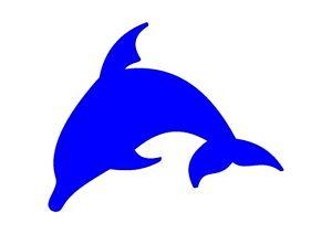 Leaping-Dolphin-stencil-350-micron-Mylar-not-thin-stuff-TaT0039