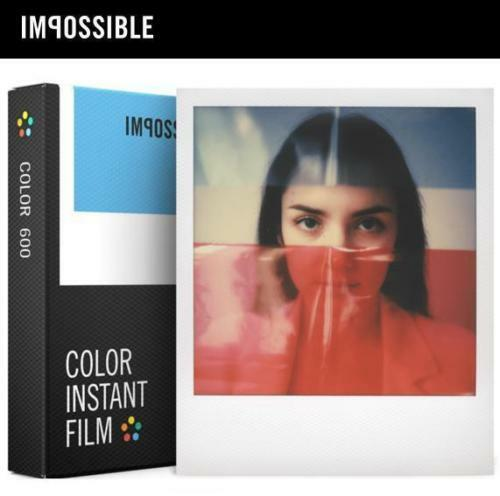 Discount (EXP.10/17) Impossible Project Color Instant Film for Polaroid 600 660