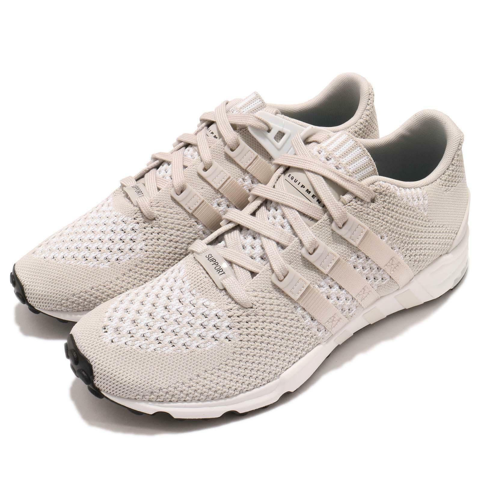 Adidas EQT Support RF PK Equipment Primeknit Pearl Grey White Men shoes BY9604