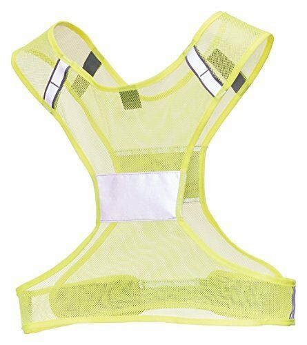 NEW Nathan Streak Reflective Vest Small Medium FREE SHIPPING lightweight