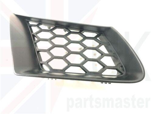 NEW Genuine Seat Ibiza 02-09 pare choc avant Droit O//S Upper Grill 6L0853676A 01 C