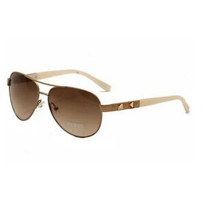 Raten 7279 rogld-34 Aviator Rotgold Sonnenbrille pink Gläser mit Verlaufstönung