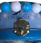miniature 4 - Disney-039-s-Cinderella-Carriage-Embossed-Tin-Lunch-Box-Purse-Moving-Wheels