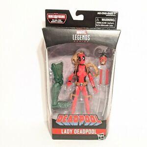 Deadpool Series 6-inch LADY Deadpool Action Figure Marvel Legends