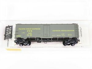 N-Scale-MTL-Micro-Trains-59510-PFE-Pacific-Fruit-Express-40-039-Reefer-925-RTR