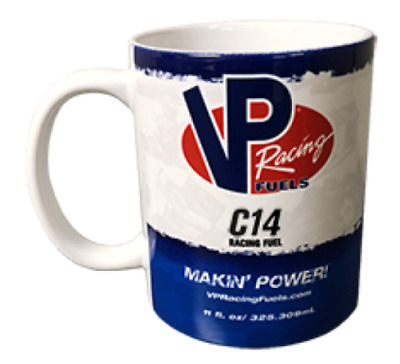 VP Fuel Can Stoneware Mug Looks like a VP C14 Racing fuel can VP158