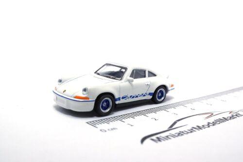 - 1:87 Schuco Porsche 911 2.7 RS-Blanc 26399 #452639900