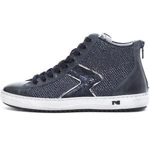 Sneaker scarpa sportiva Nerogiardini A719500D NUOVA COLLEZIONE 2017 zip