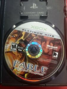 Fable: The Lost Chapters (Microsoft Xbox) - DISC ONLY