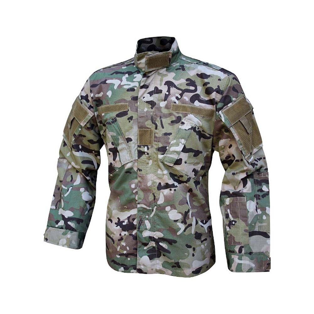 VIPER Maillot militaire combat militaire Maillot armée STYLE JEU DE TIR Costume MTP olive vcam b02c51