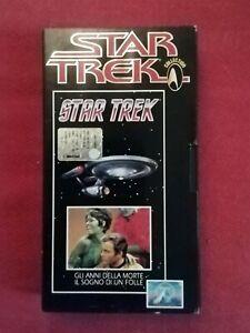 VHS STAR TREK cartonata collection 1996  - DeA CiC