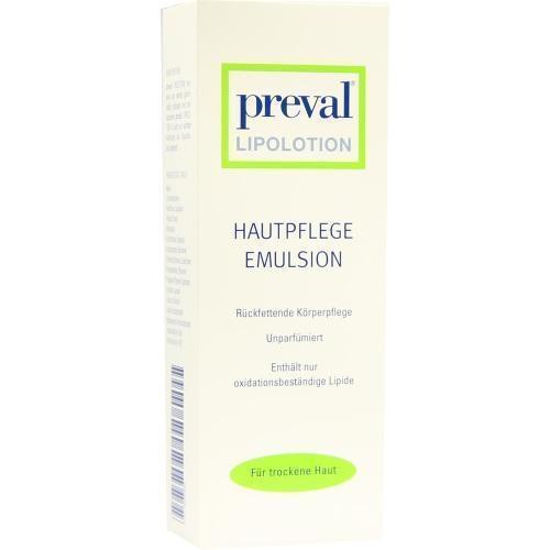 PREVAL Lipolotion 200 ml