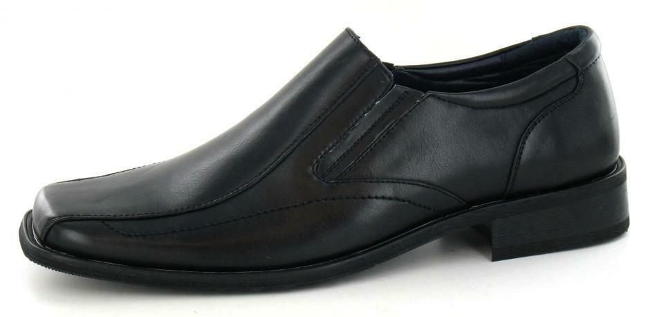 Men/Women *SALE* SYNTHETIC MENS MAVERICK SLIP ON SYNTHETIC *SALE* LOW HEEL FLAT TWIN GUSSET SHOES A1083 service product quality Recommended today BR104 508d93