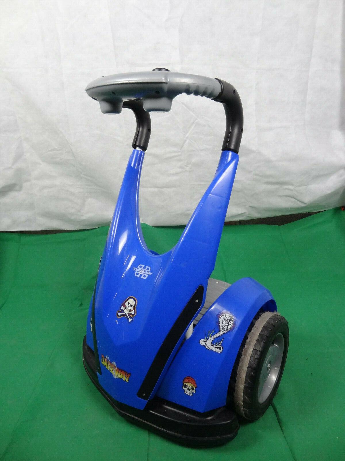Kinderelektro Auto Dareway Segway Kindersegway Akkufahrzeug Weihnachten Versand
