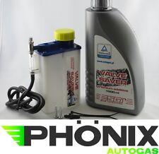 ESGI Autogas Ventilschutz StarterSet LPG Valve Saver Fluid Flashlube Alternative