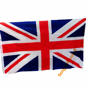Great-Britain-United-Kingdom-Union-Jack-Flag-UK-England-British-Banner-5x3FT-New