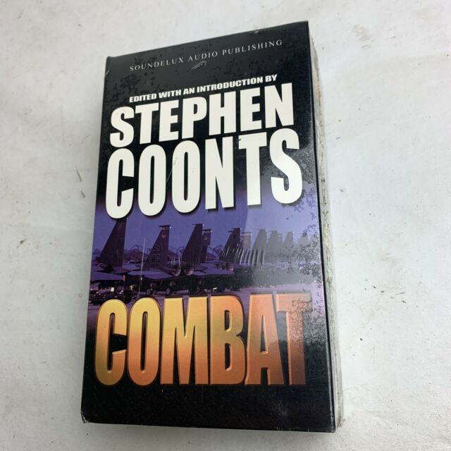Combat by Stephen Coonts: New Audiobook