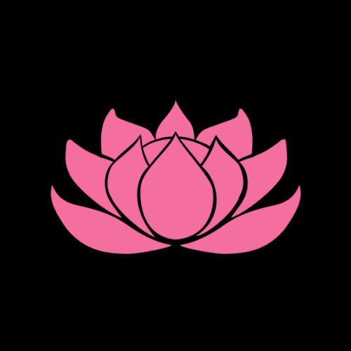 Lotus Flower vinyl decal sticker for Car//Truck Window Bottle laptop phone