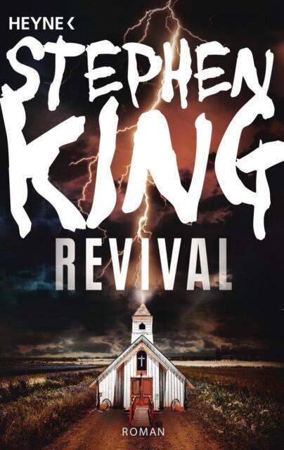Revival von Stephen King UNGELESEN