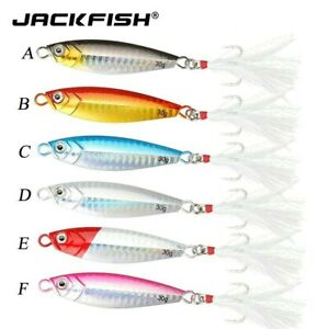 Jackfish-fishing-lures-10g-20g-30g-Multiple-colors-available