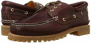 Zapato Clásico 3 Timberland 648 Mano tb050009 Cosido Hombre
