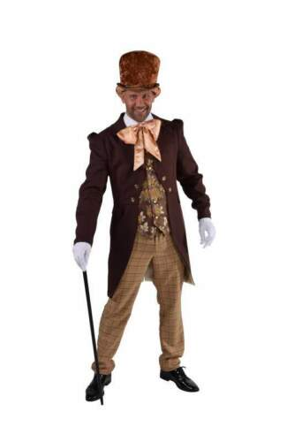 Barock Rokoko Kostüm Rokokokostüm Steampunk Anzug Lord Baron Herren Graf Marquis