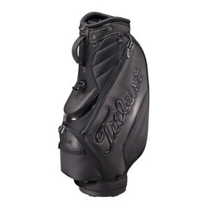 Titleist-Japan-Golf-Caddy-Carry-Simple-Bag-9-0inch-New-CB991-Black