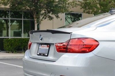 ST M SPORT F32 V STYLE ABS REAR BOOT SPOILER