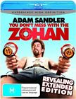 You Don't Mess with the Zohan (Single Disc Version) (Blu-ray, 2008)