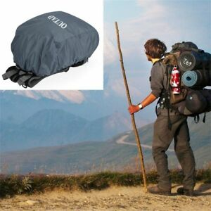 Image is loading Outdoor-Unisex-Waterproof-OUTAD-Backpack-Rain-Resistant- Cover- 44e99e9947240