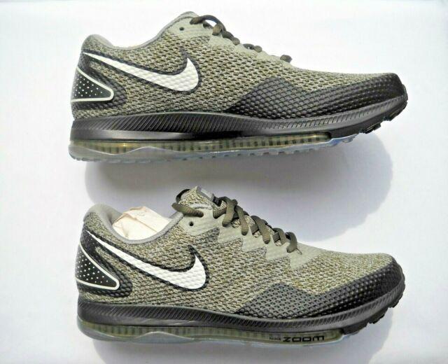 c2a899b355739 Nike Air Zoom All Out Low 2, Cargo Khaki & Light Bone/Black, New Size 9,  AJOO35