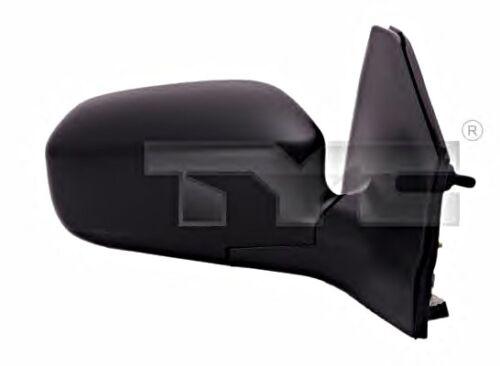 Side Mirror Convex Black LEFT Fits HONDA Civic 2001-2005 76250S5SG01