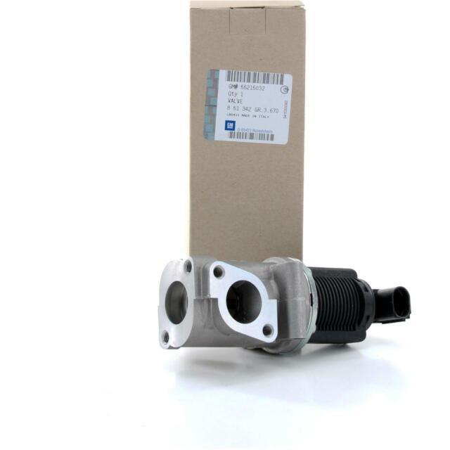 ORIGINAL GM Opel EGR valve EGR valve 1.9CDTI Z19DT / DTL 55215032