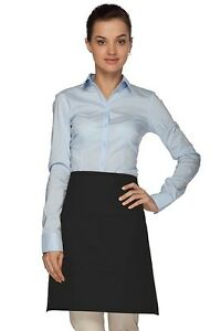 Daystar-Aprons-1-Style-110-half-bistro-apron-w-center-div-pkt-Made-in-USA