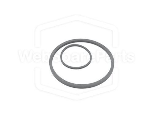 CXNV900  Riemen Set fur CD Player Aiwa  CX-NV900