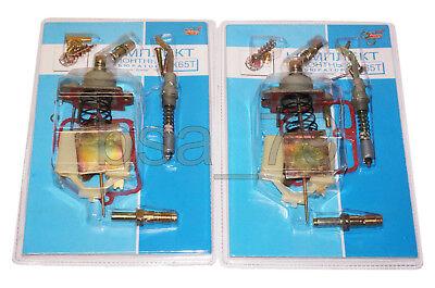 Complete repair rebuild kit for K65T K65 carburetors URAL DNEPR NEW!