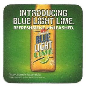 Blue Light  Buffalo Bills  Beer Coasters Get Undomesatcated 15 Labatt Blue