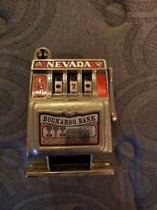 Buckaroo Bank Slot Machine