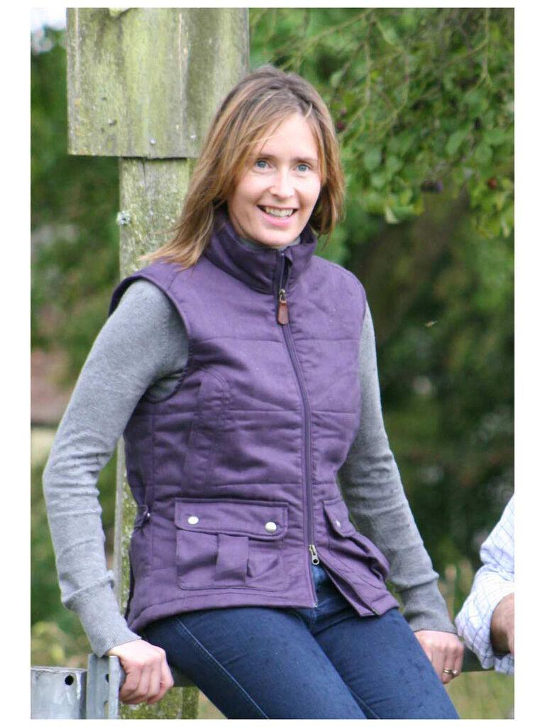 Aigle Fawny Ladies Gilet   Waistcoat UK10-16 - SALE BETTER THAN HALF PRICE