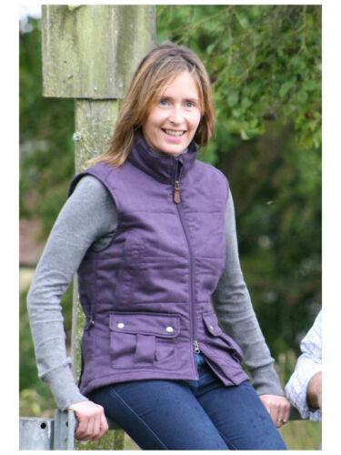 Waistcoat UK10-16 **SALE BETTER THAN HALF PRICE** Aigle Fawny Ladies Gilet