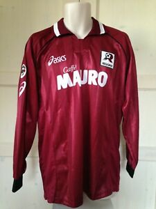 MAGLIA-CALCIO-REGGINA-MATCH-WORN-ISSUED-INDOSSATA-PREPARATA-SERIE-A-SHIRT-LEON