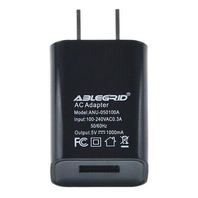 US Plug 5V 1A USB Port Wall Charger 5 Volt 1 Amp AC-DC Power Adapter Converter   eBay