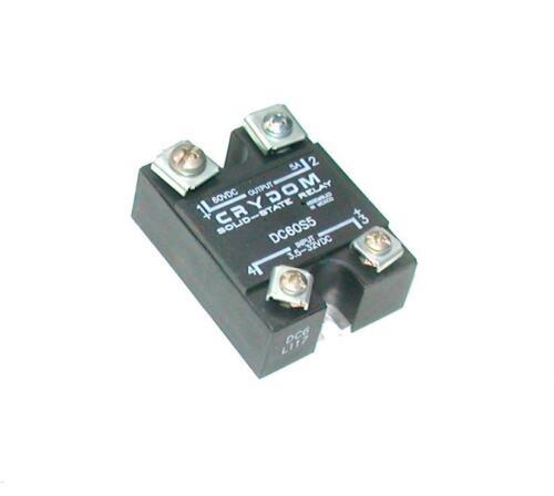 CRYDOM   DC60S5   SOLID STATE RELAY 60 VDC 5 AMP 3.5-32 VDC LOGIC
